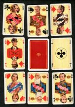 Collectible Vintage playing cards 1934  Royal Dynasty